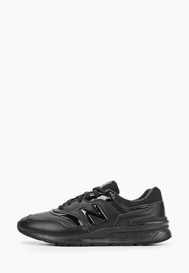 Женские кроссовки New Balance (Нью Баланс) CW997HLB