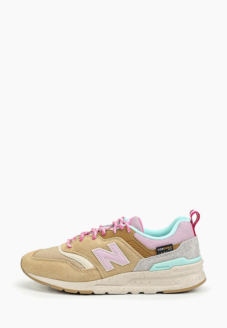 Женские кроссовки New Balance (Нью Баланс) CW997HOA