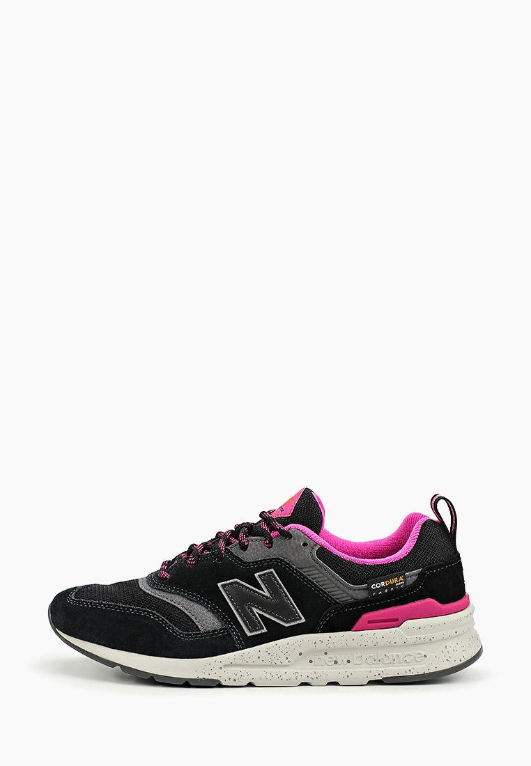 Женские кроссовки New Balance (Нью Баланс) CW997HOB