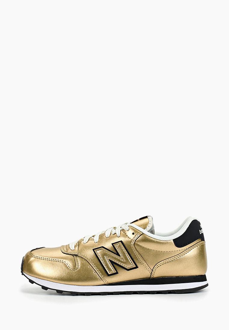 Женские кроссовки New Balance (Нью Баланс) GW500MTG