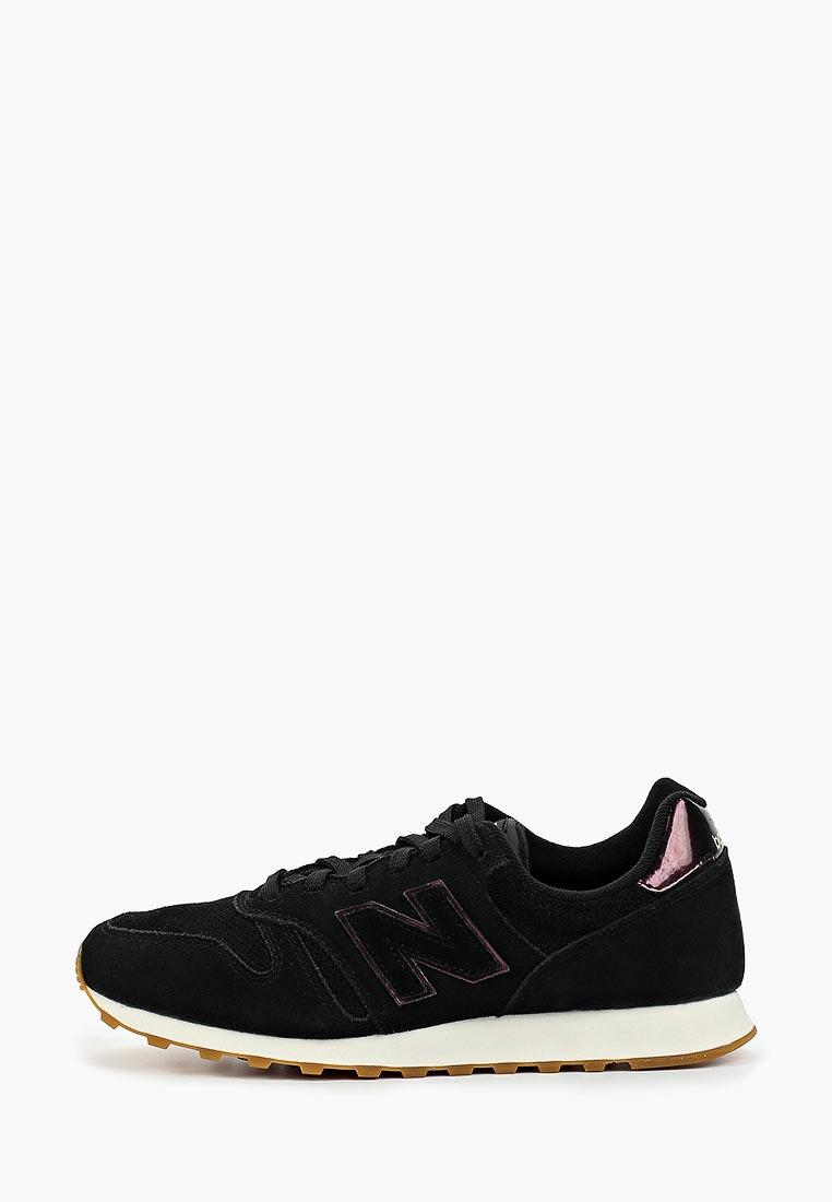 Женские кроссовки New Balance (Нью Баланс) WL373WNI