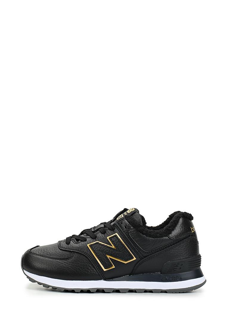 Женские кроссовки New Balance (Нью Баланс) WL574RMR