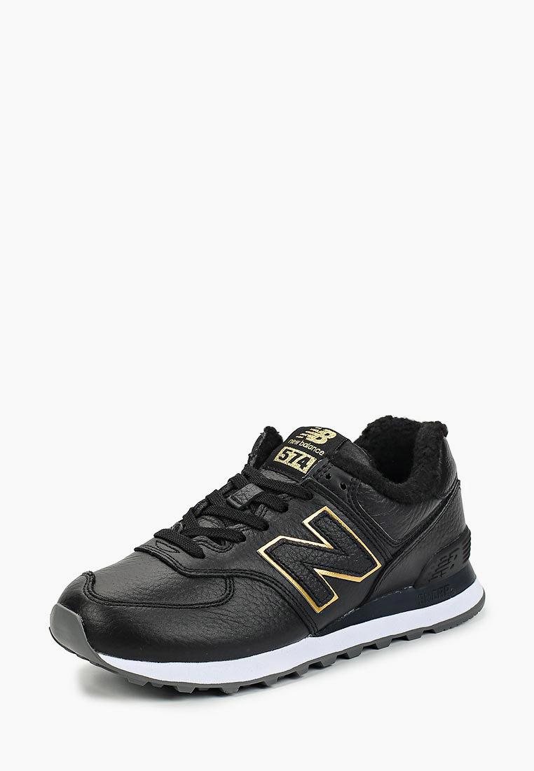 New Balance (Нью Баланс) WL574RMR: изображение 2
