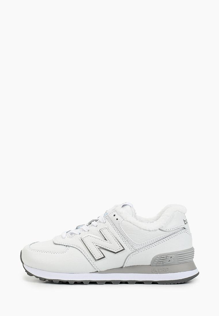 Женские кроссовки New Balance (Нью Баланс) WL574RMT