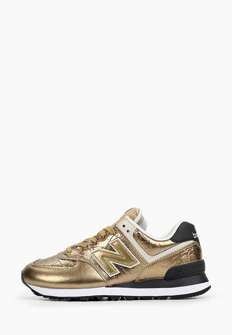 Женские кроссовки New Balance (Нью Баланс) WL574WEP