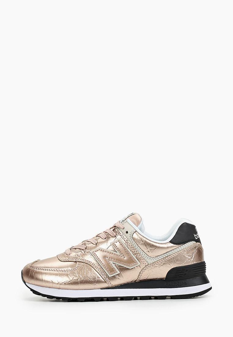 Женские кроссовки New Balance (Нью Баланс) WL574WER