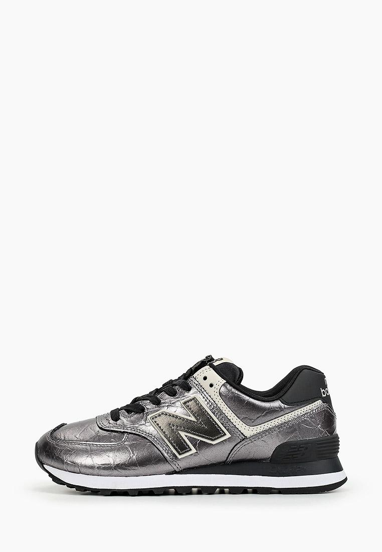 Женские кроссовки New Balance (Нью Баланс) WL574WNF