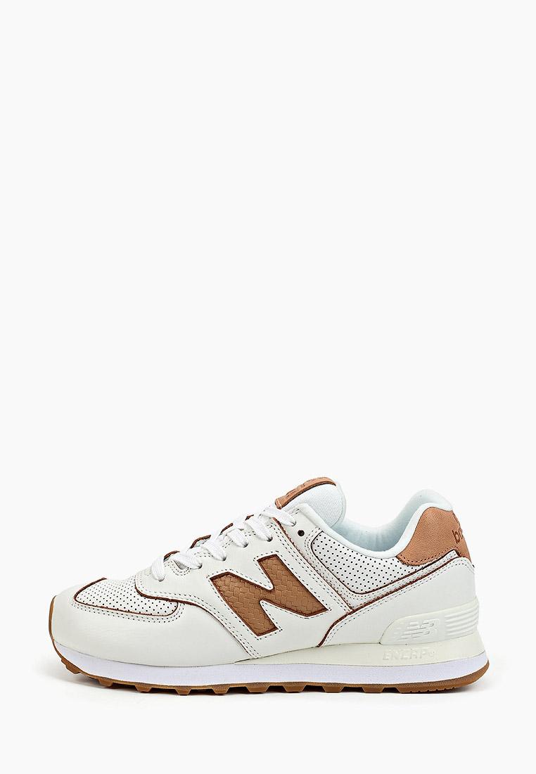 Женские кроссовки New Balance (Нью Баланс) WL574WNG