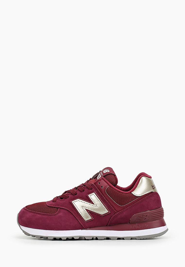 Женские кроссовки New Balance (Нью Баланс) WL574WNL