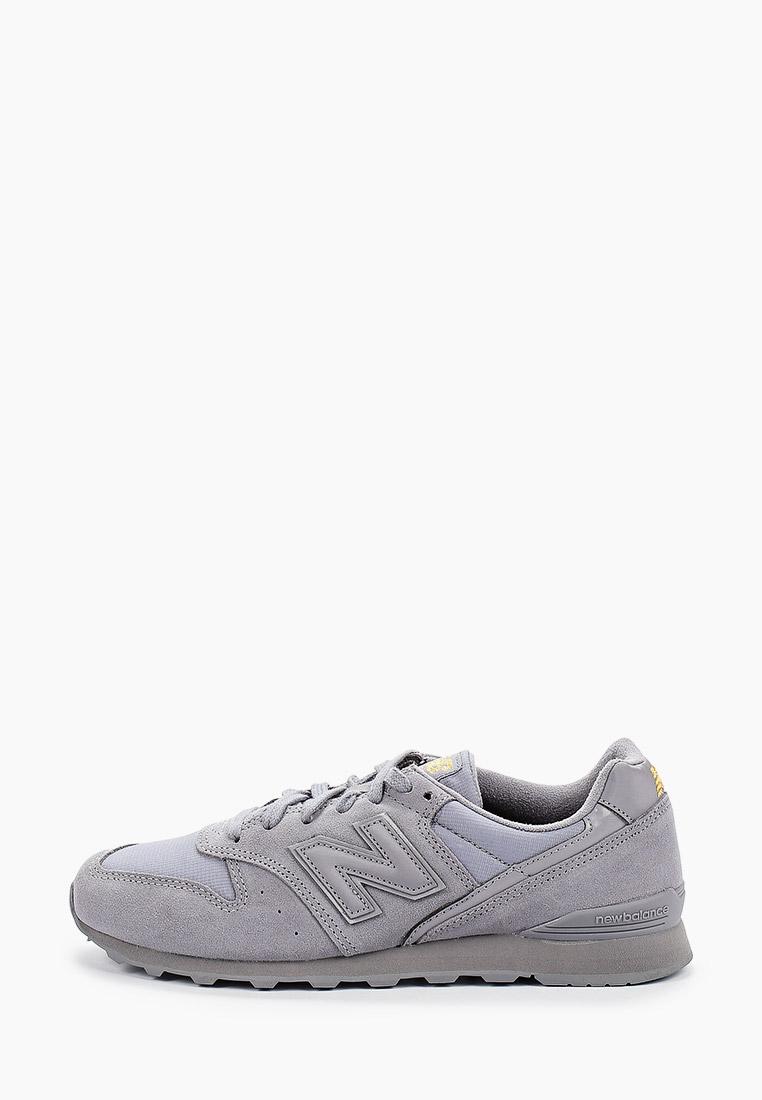 Женские кроссовки New Balance (Нью Баланс) WL996FC