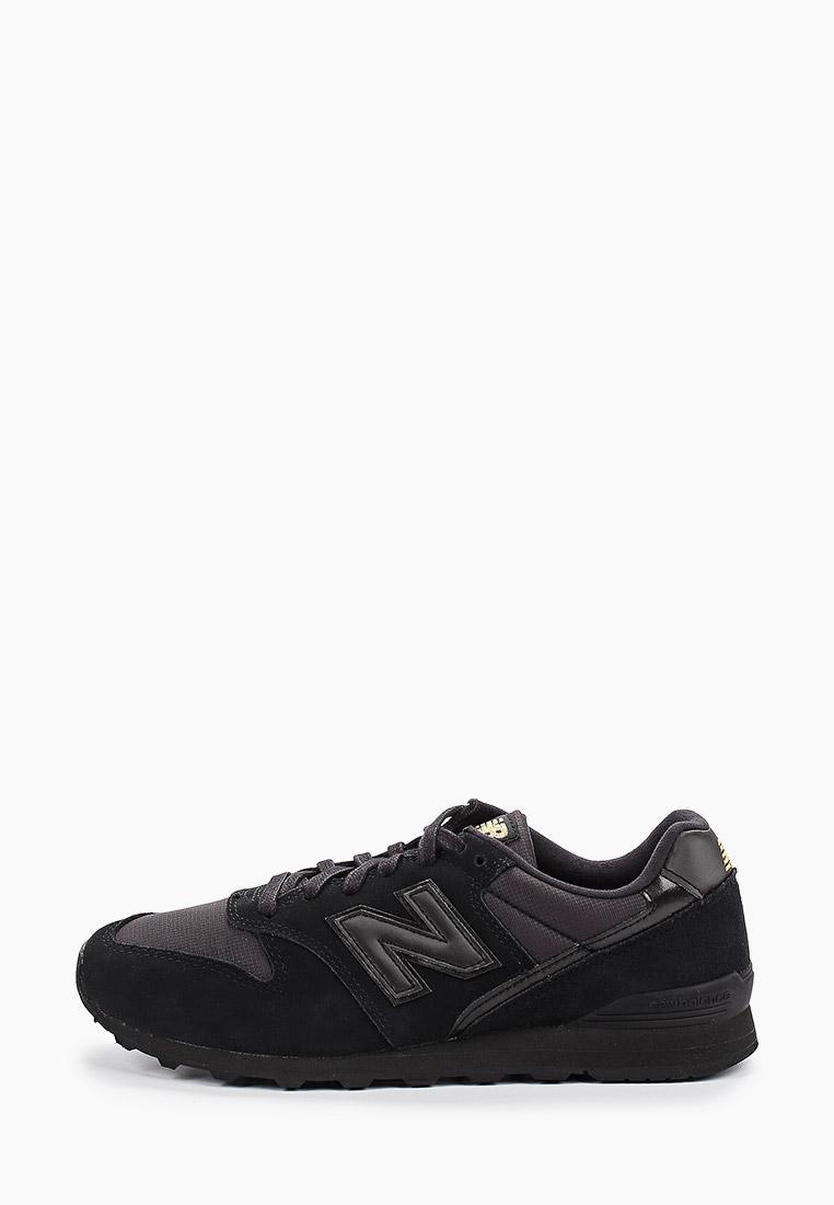 Женские кроссовки New Balance (Нью Баланс) WL996FD