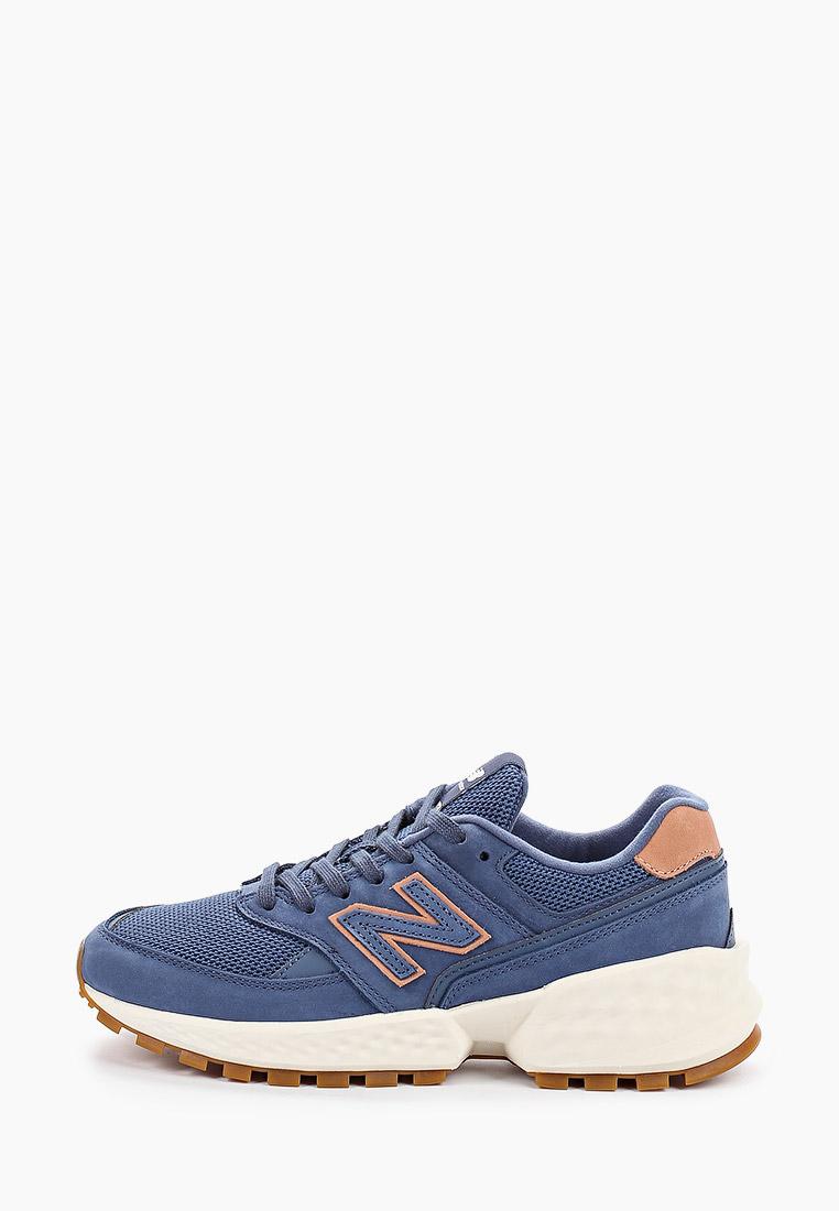 Женские кроссовки New Balance (Нью Баланс) WS574ADB