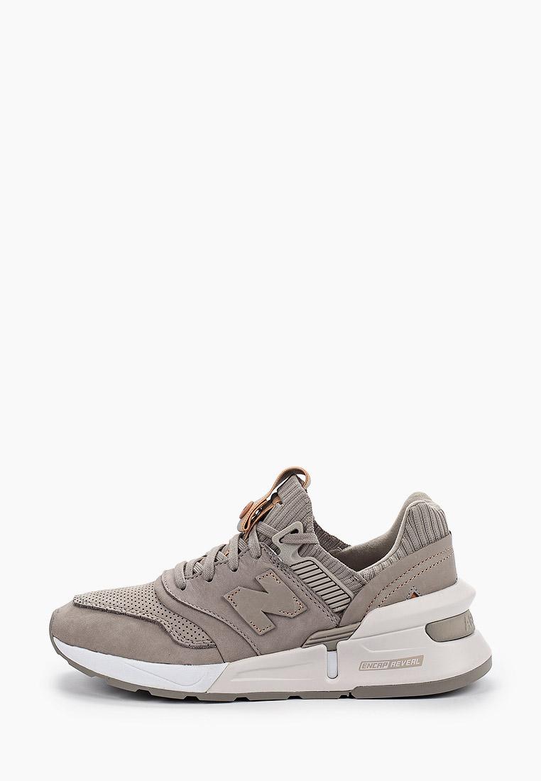 Женские кроссовки New Balance (Нью Баланс) WS997ALB