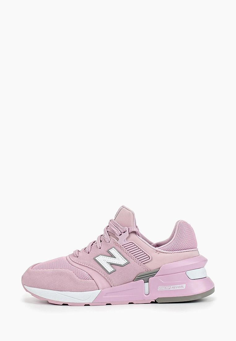 Женские кроссовки New Balance (Нью Баланс) WS997GRP