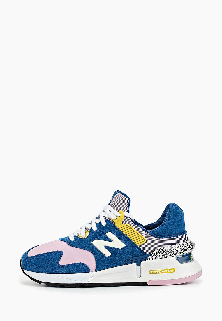 Женские кроссовки New Balance (Нью Баланс) WS997JCE
