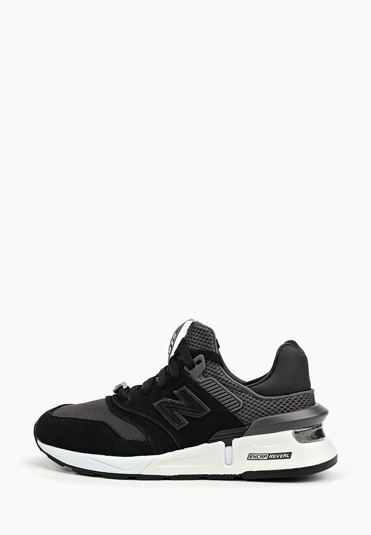 Женские кроссовки New Balance (Нью Баланс) WS997RB