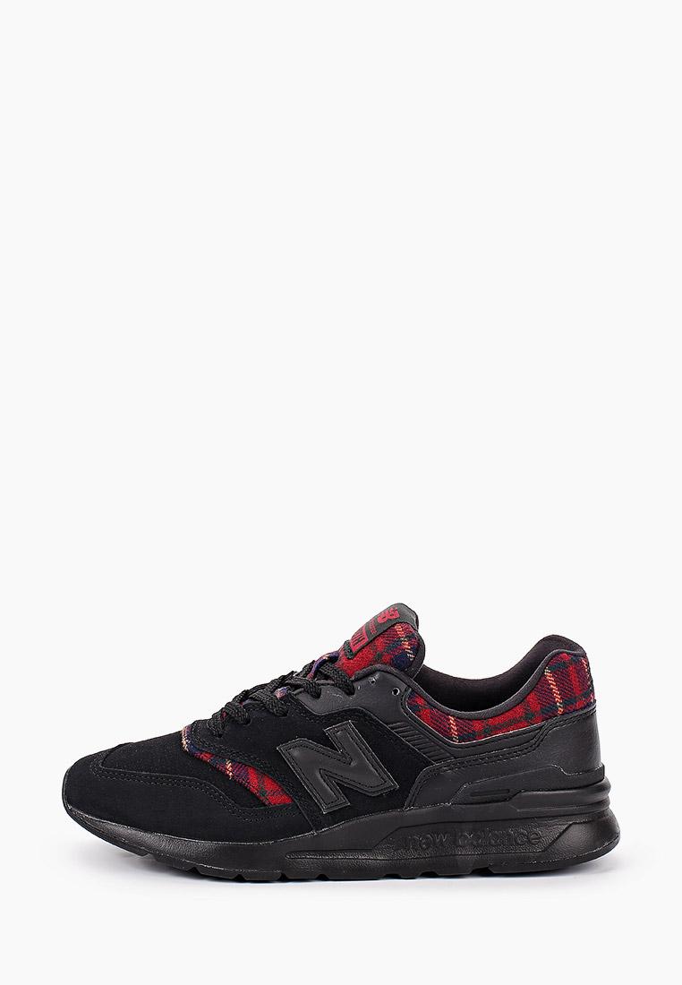 Женские кроссовки New Balance (Нью Баланс) CW997HXB