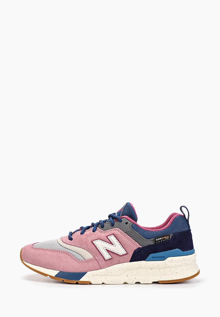 Женские кроссовки New Balance (Нью Баланс) CW997HXF
