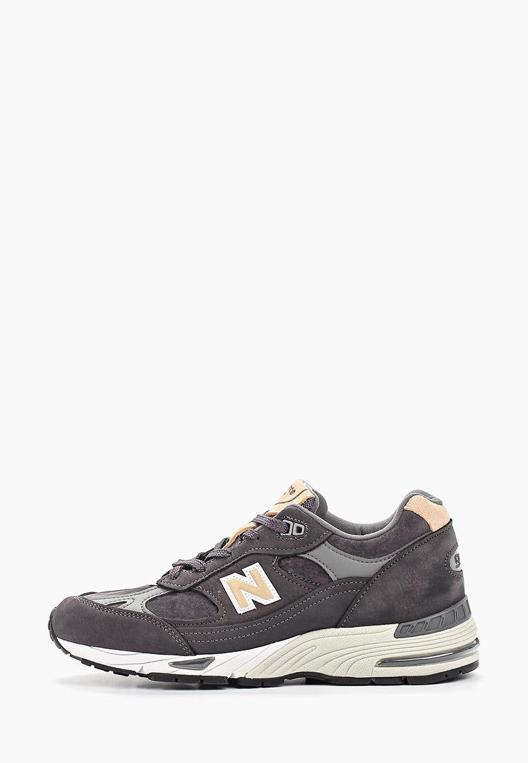 Женские кроссовки New Balance (Нью Баланс) W991DGS
