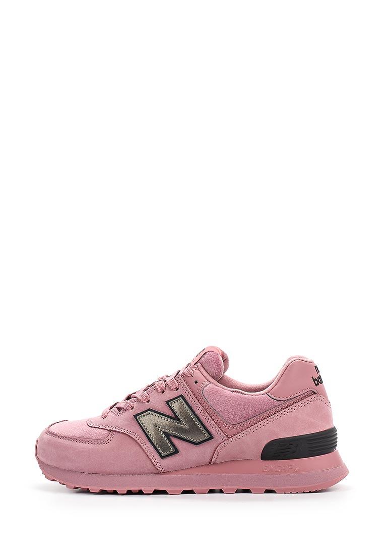 Женские кроссовки New Balance (Нью Баланс) WL574LDJ