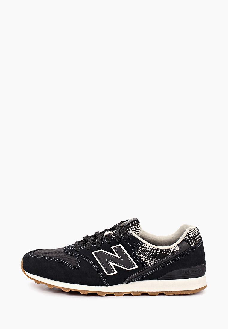 Женские кроссовки New Balance (Нью Баланс) WL996CH