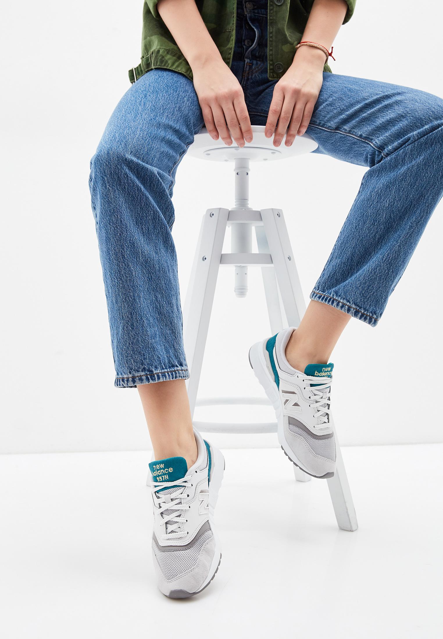 Женские кроссовки New Balance (Нью Баланс) CW997HAN