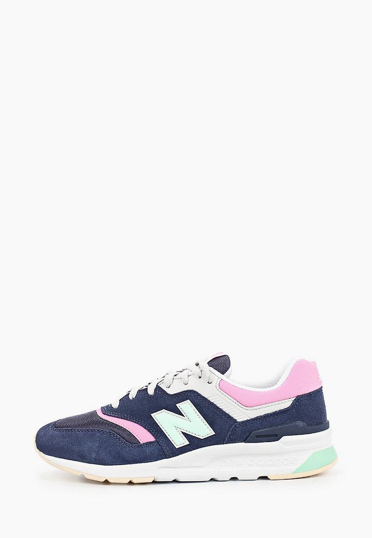 Женские кроссовки New Balance (Нью Баланс) CW997HAO