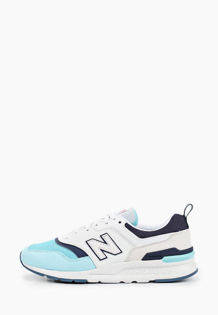 Женские кроссовки New Balance (Нью Баланс) CW997HAZ