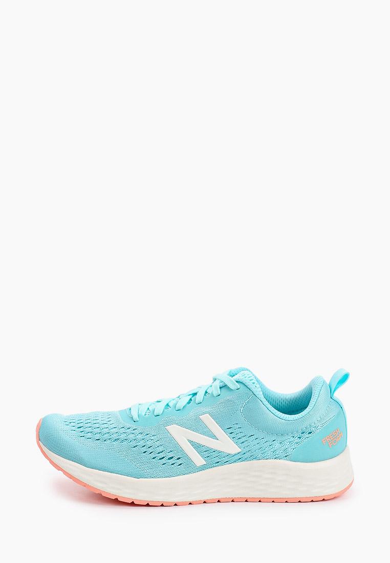 Женские кроссовки New Balance (Нью Баланс) WARISCB3
