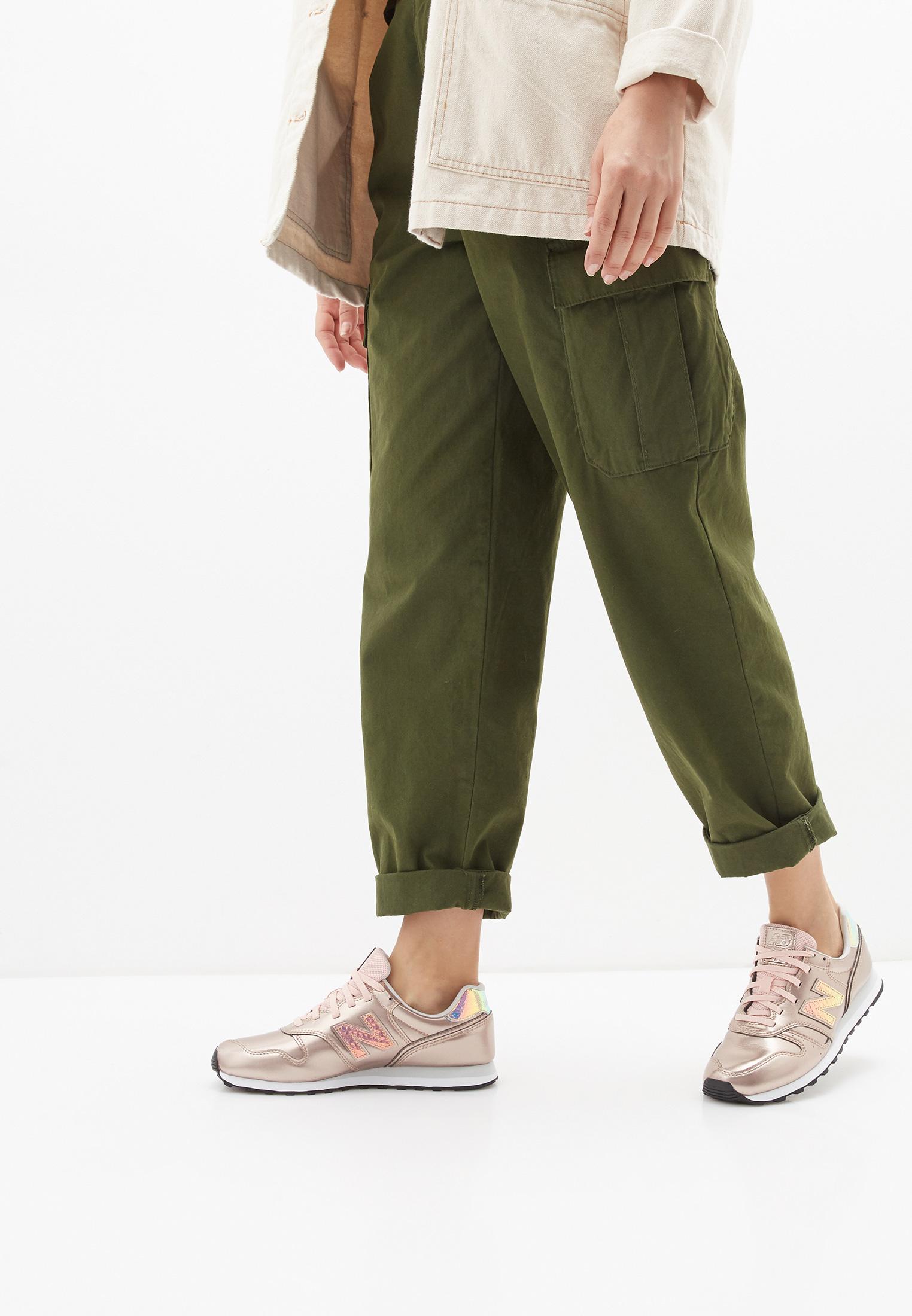 Женские кроссовки New Balance (Нью Баланс) WL373GA2