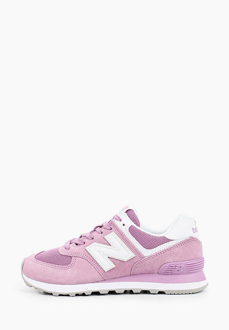 Женские кроссовки New Balance (Нью Баланс) WL574OAC