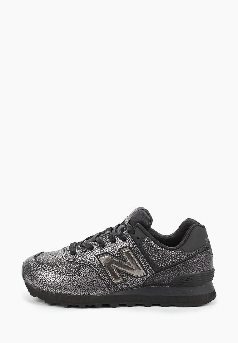 Женские кроссовки New Balance (Нью Баланс) WL574SOH