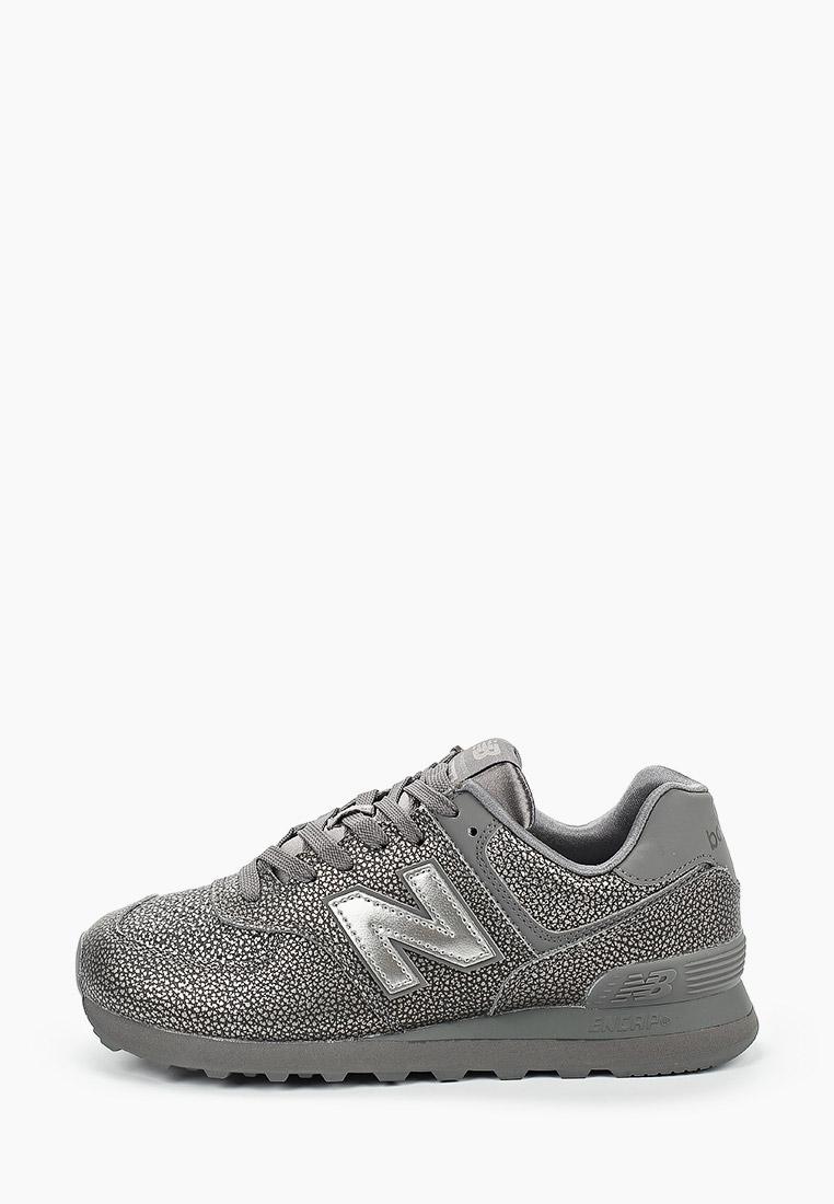 Женские кроссовки New Balance (Нью Баланс) WL574SOK