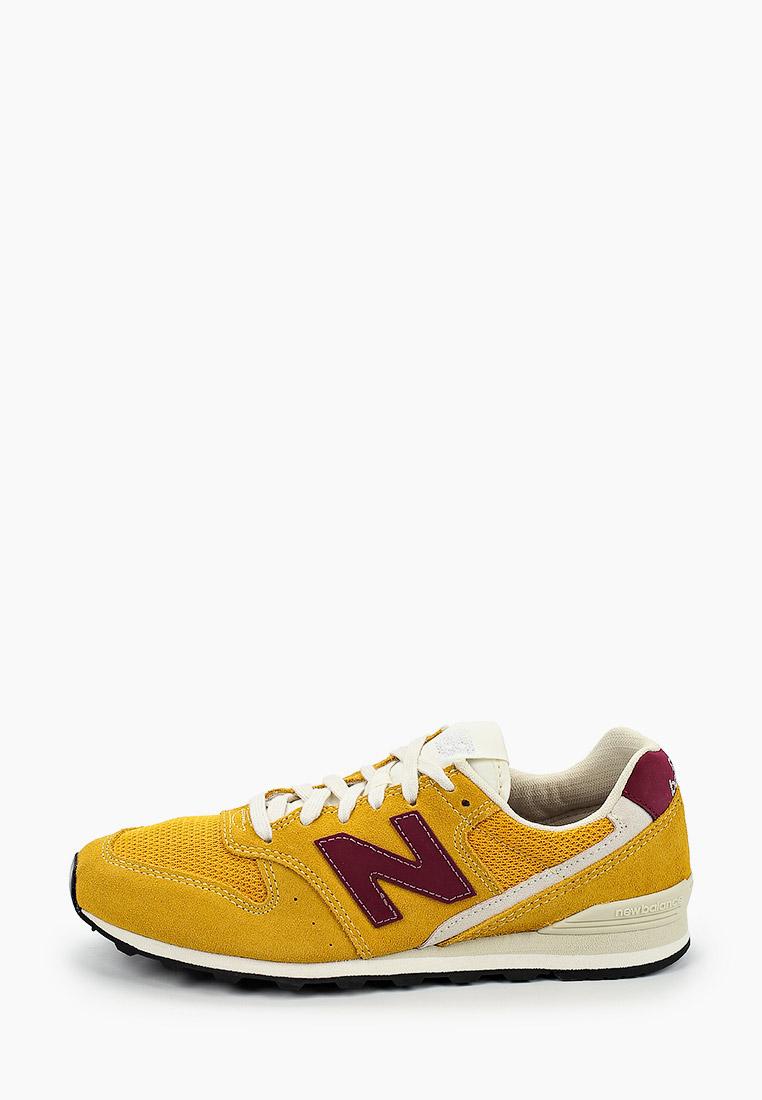 Женские кроссовки New Balance (Нью Баланс) WL996SVD