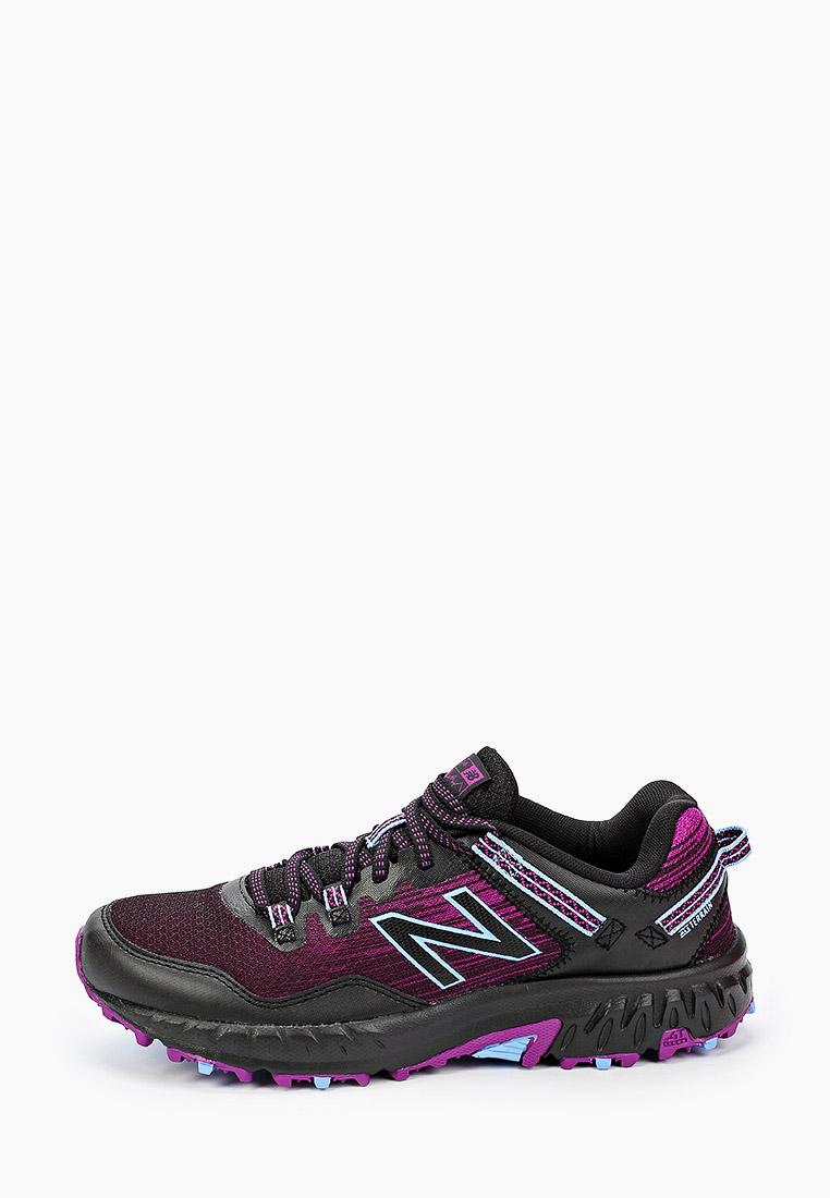 Женские кроссовки New Balance (Нью Баланс) WT410CM6