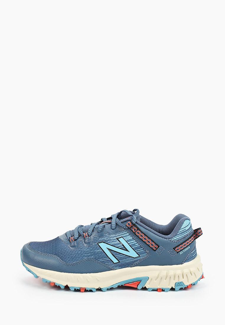 Женские кроссовки New Balance (Нью Баланс) WT410CS6