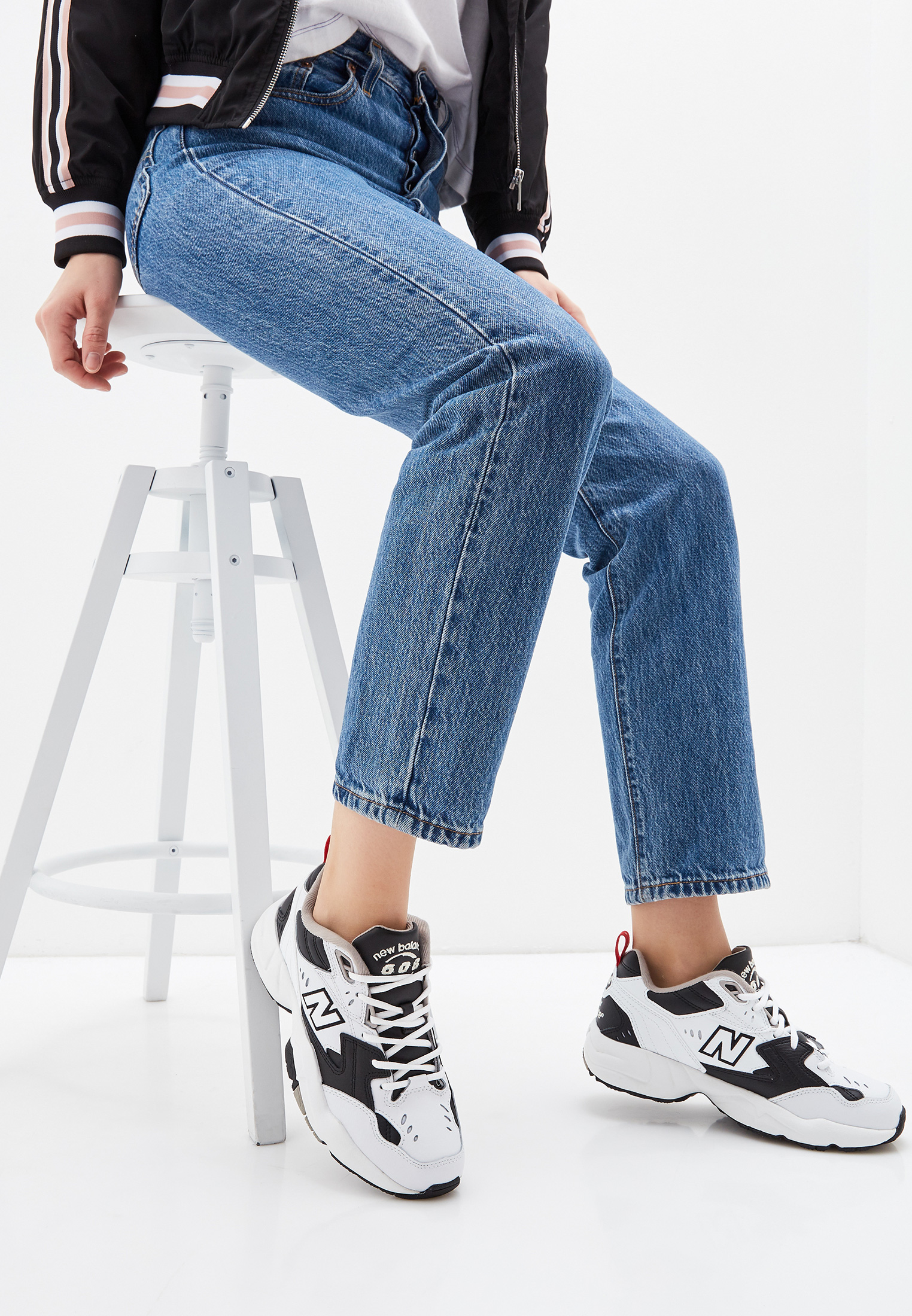 Женские кроссовки New Balance (Нью Баланс) WX608RB1