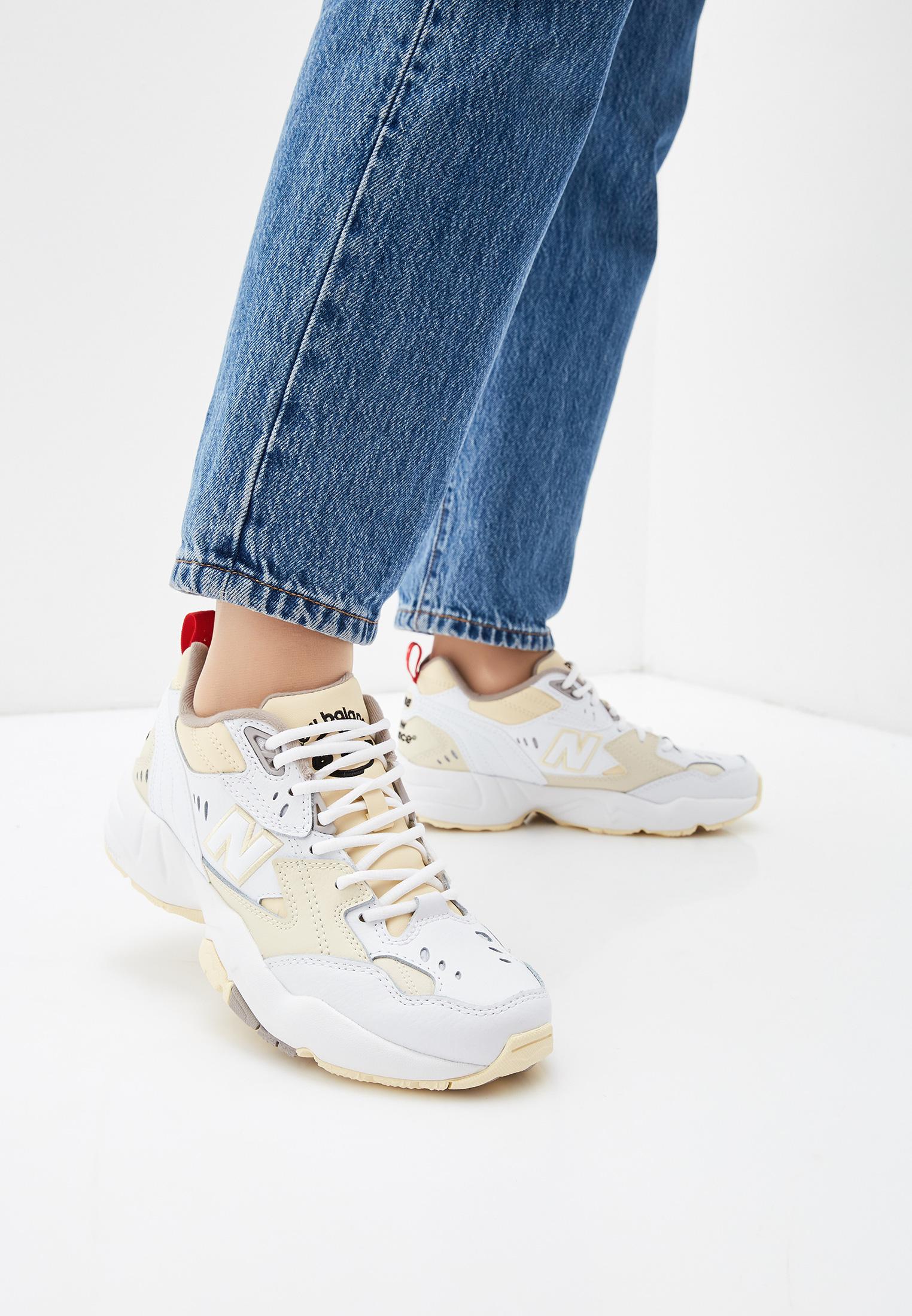 Женские кроссовки New Balance (Нью Баланс) WX608RW1