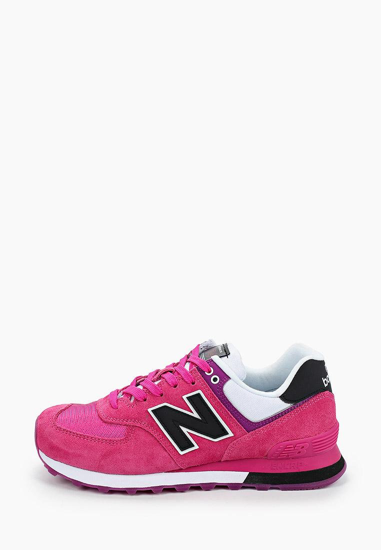 Женские кроссовки New Balance (Нью Баланс) WL574SAV