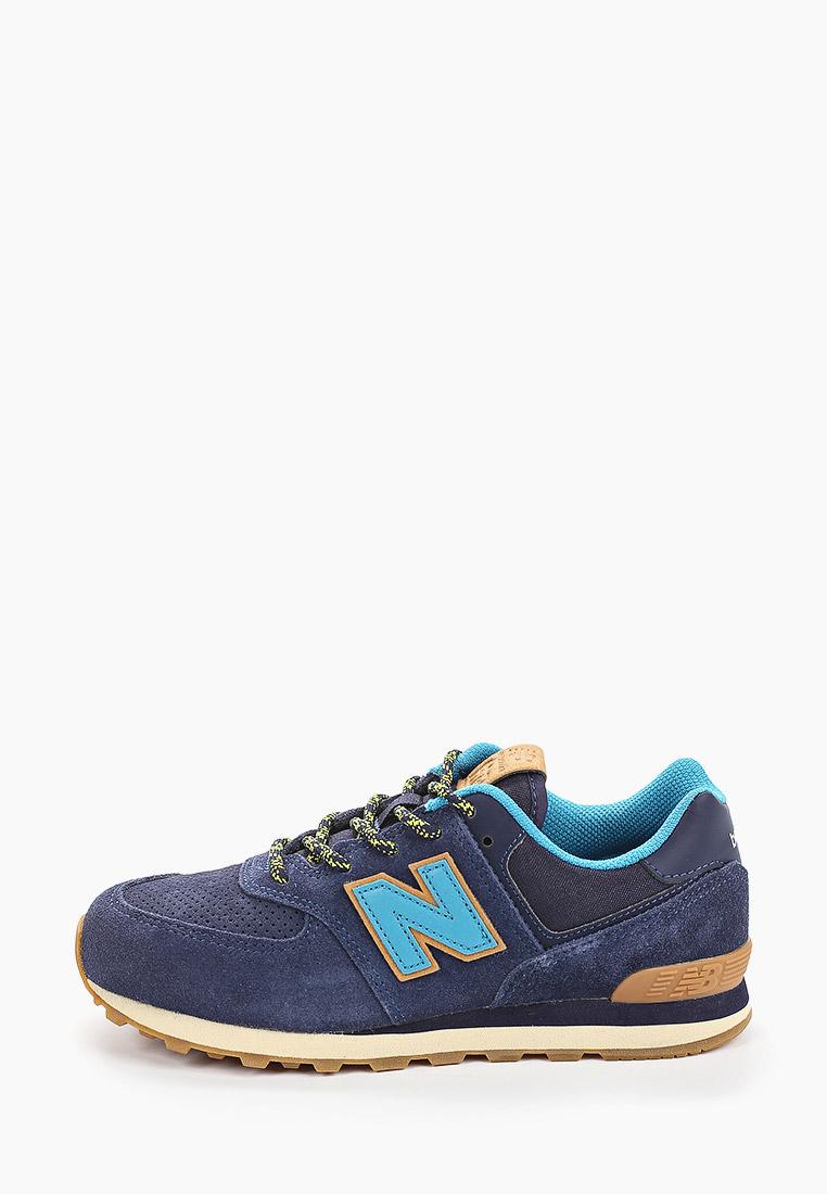Женские кроссовки New Balance (Нью Баланс) GC574TI