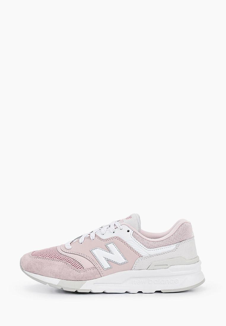 Женские кроссовки New Balance (Нью Баланс) CW997HBP