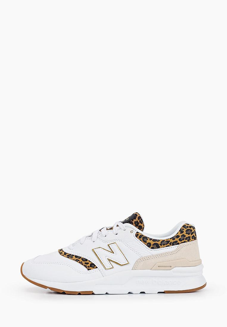 Женские кроссовки New Balance (Нью Баланс) CW997HCJ