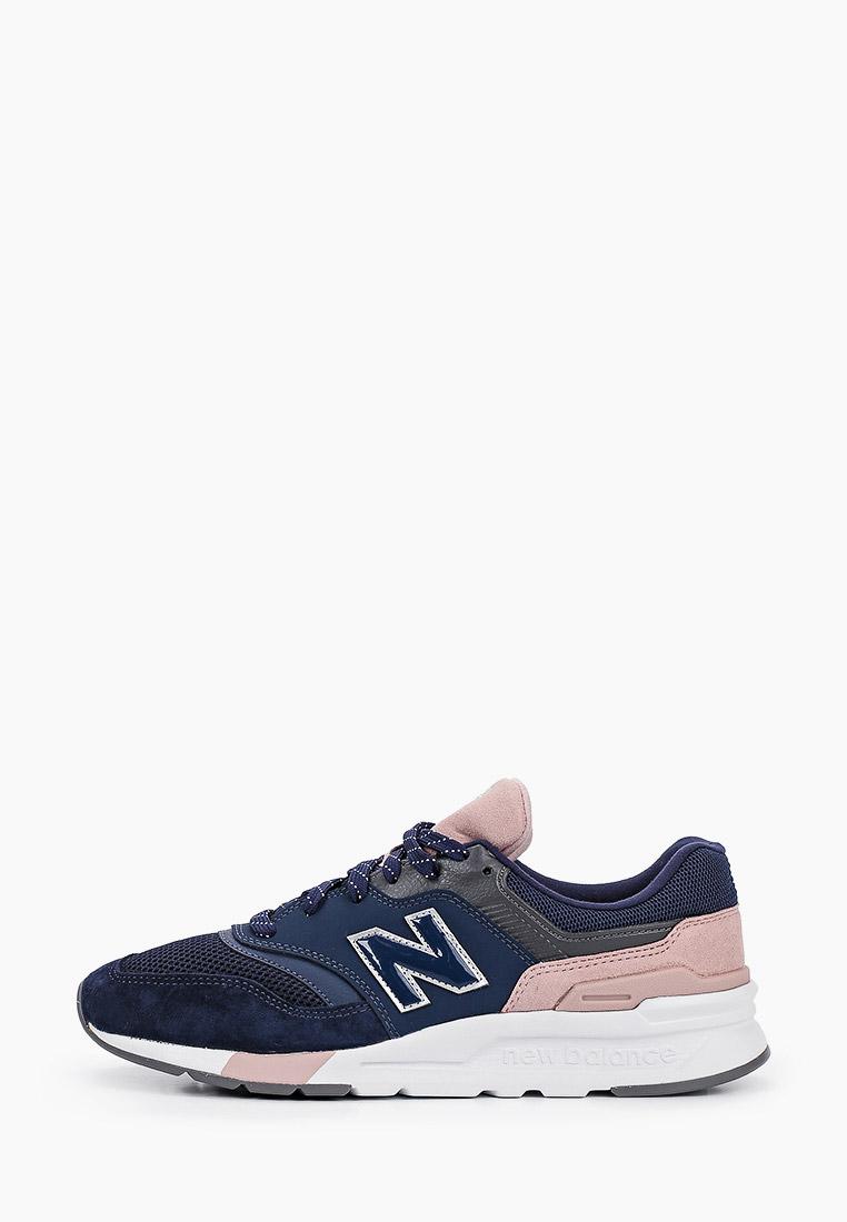 Женские кроссовки New Balance (Нью Баланс) CW997HYA