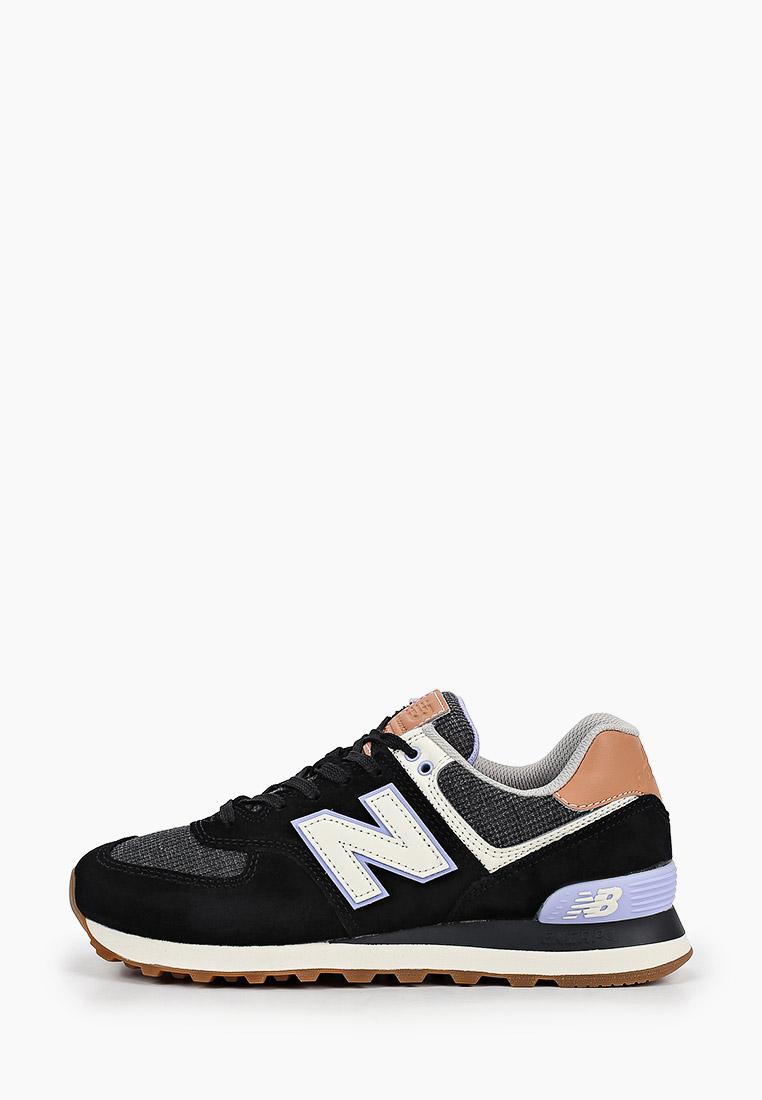 Женские кроссовки New Balance (Нью Баланс) WL574BCX