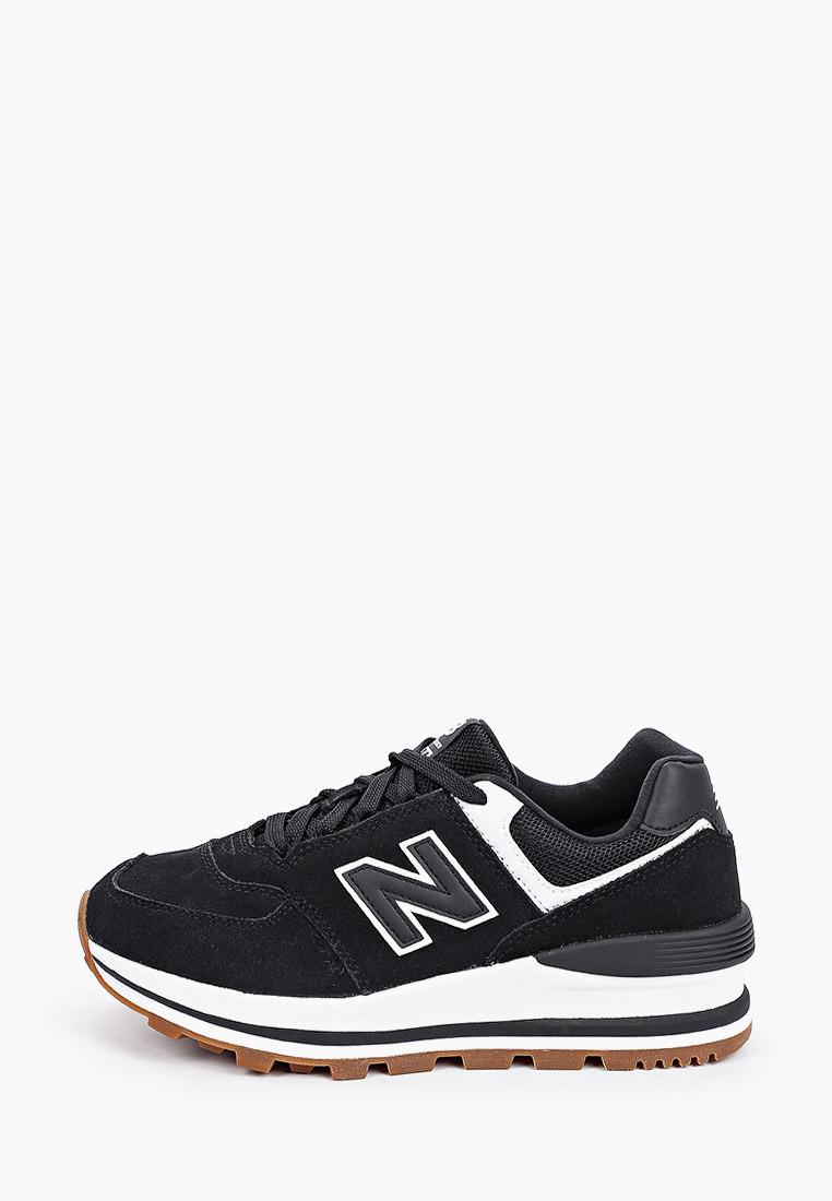 Женские кроссовки New Balance (Нью Баланс) WL574CAF