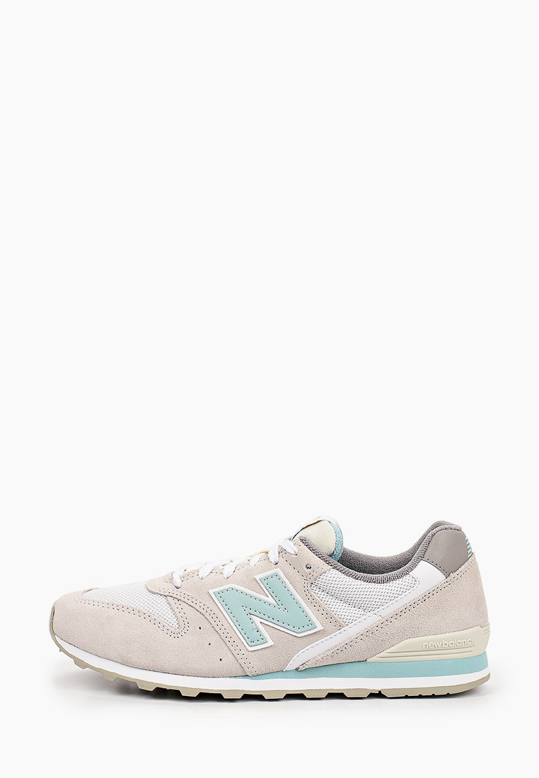 Женские кроссовки New Balance (Нью Баланс) WL996WD