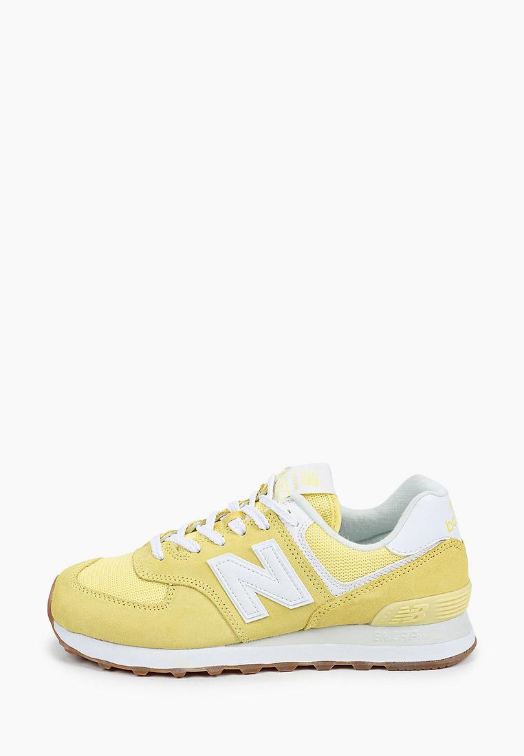 Женские кроссовки New Balance (Нью Баланс) WL574PK2