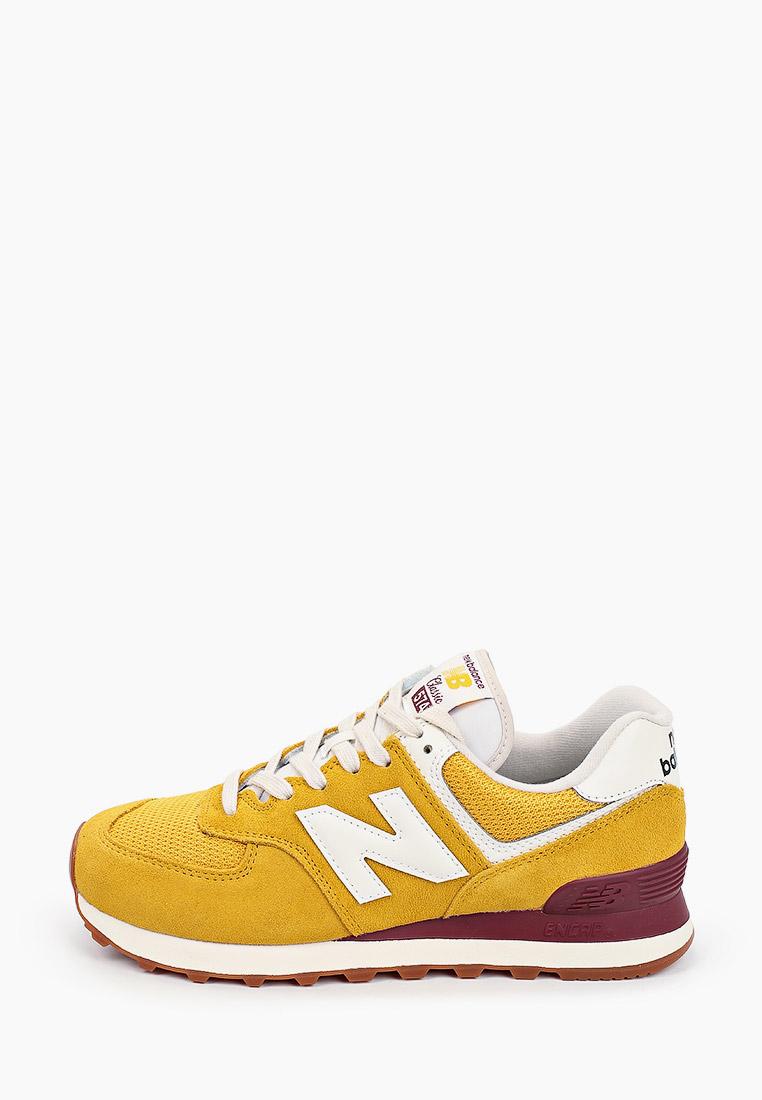Женские кроссовки New Balance (Нью Баланс) WL574VE2