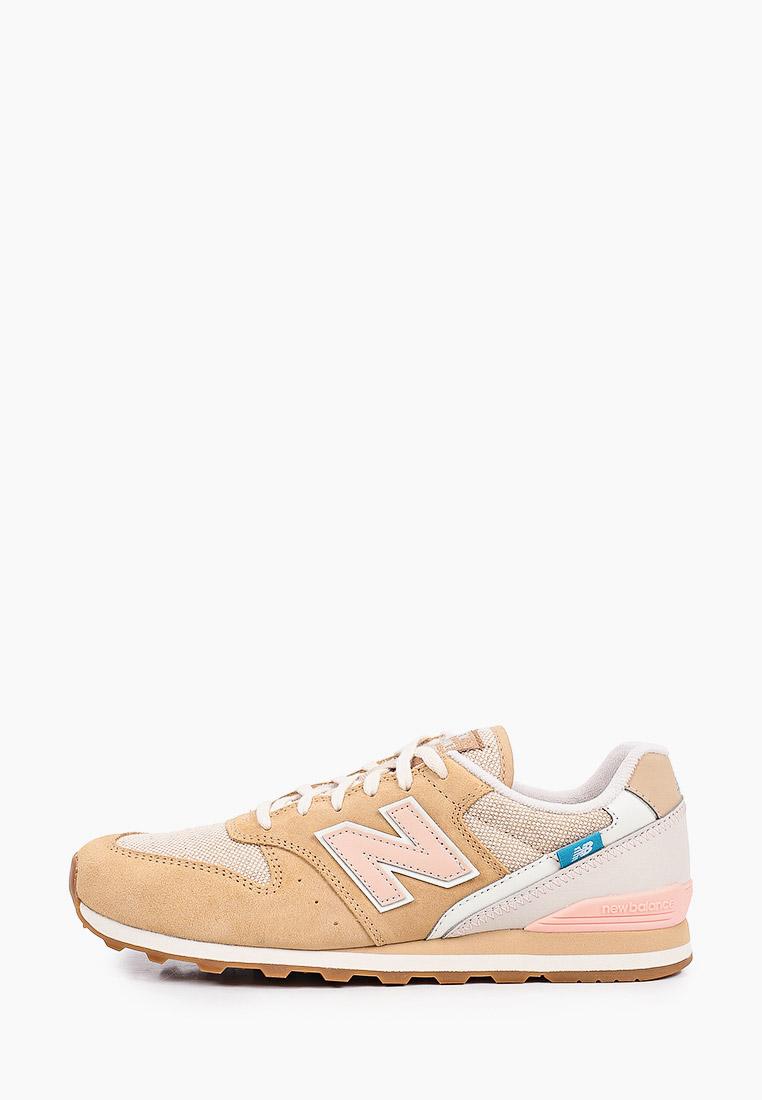 Женские кроссовки New Balance (Нью Баланс) WL996CPD