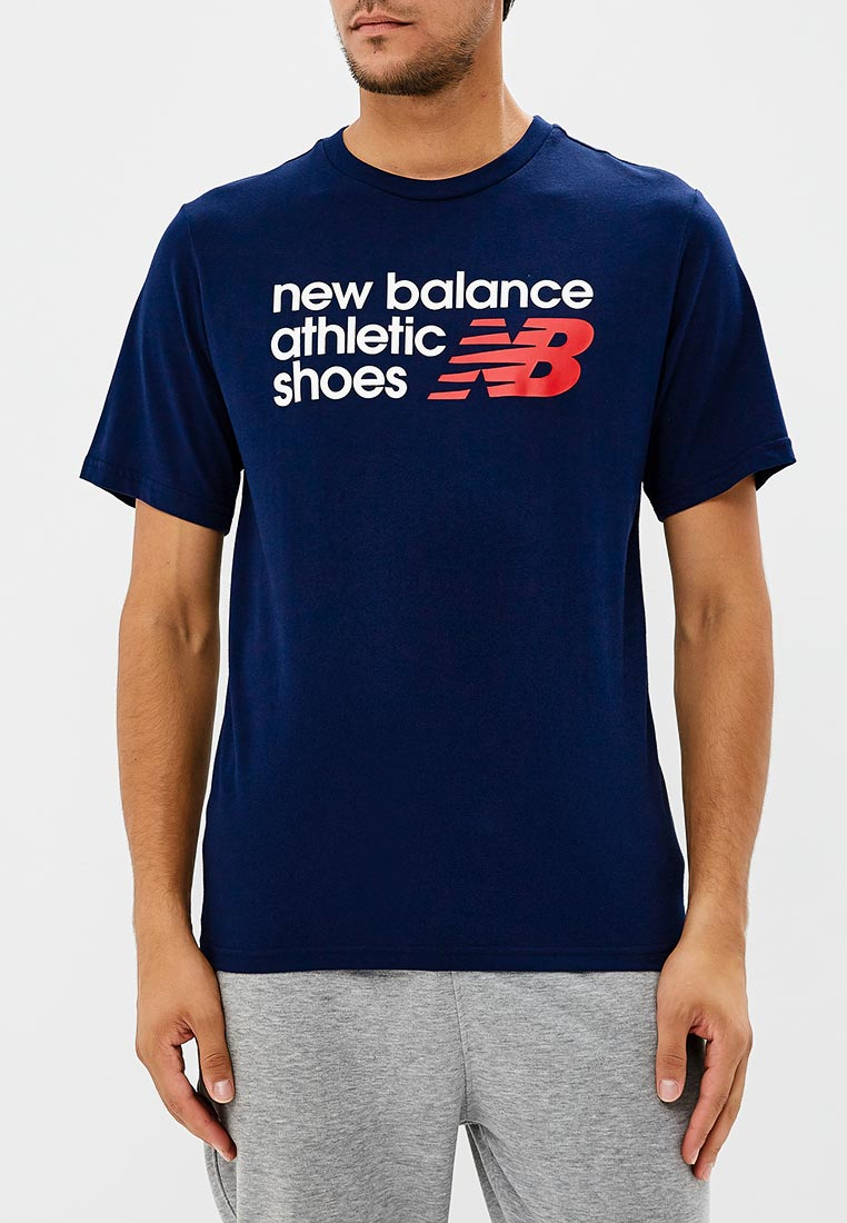 Футболка с коротким рукавом New Balance (Нью Баланс) MT83541